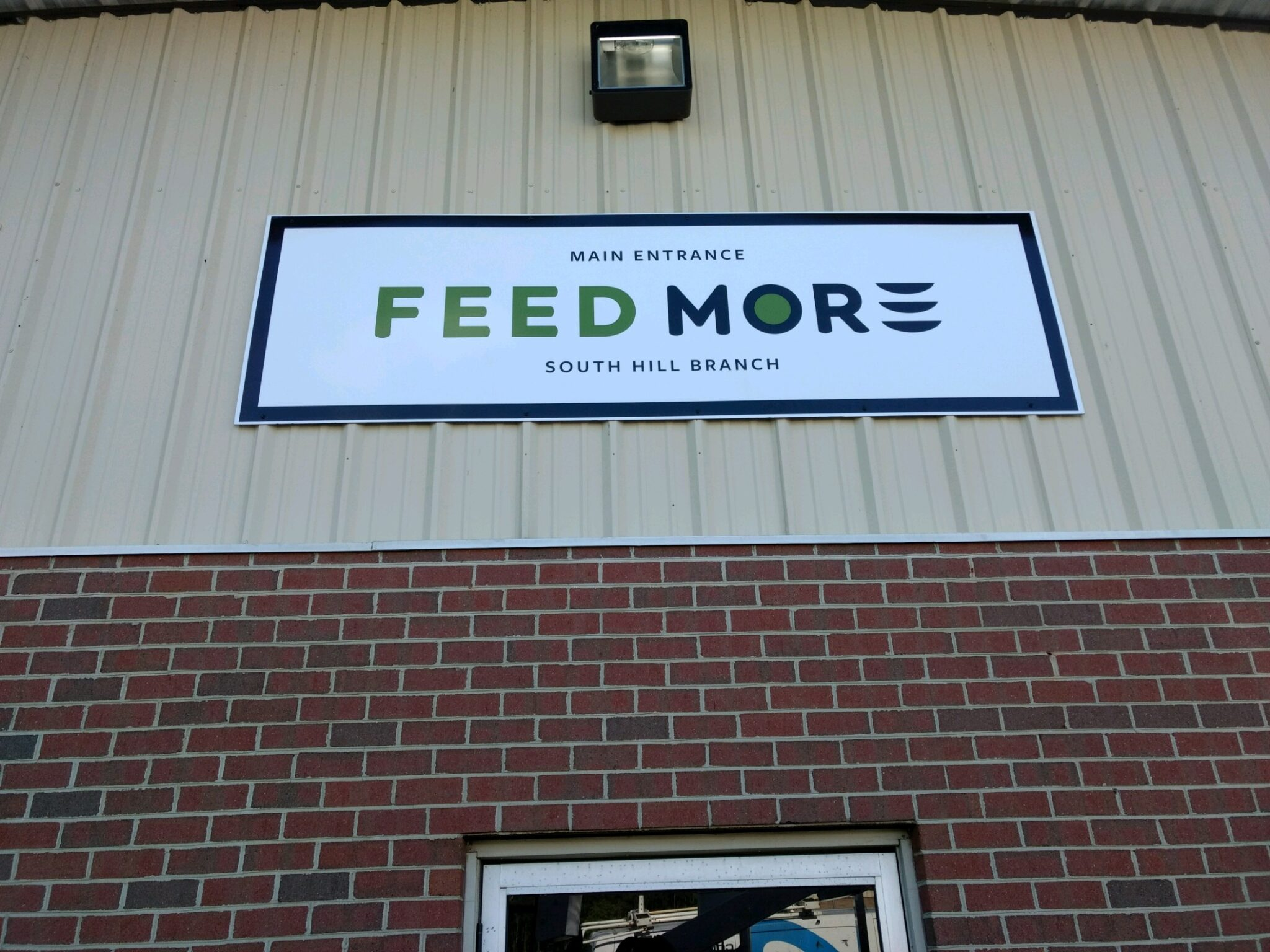 Feed More South Hill Branch