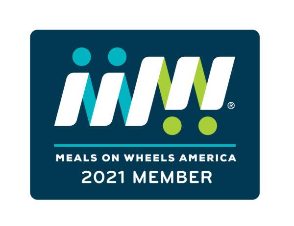 Meals on Wheels America member logo