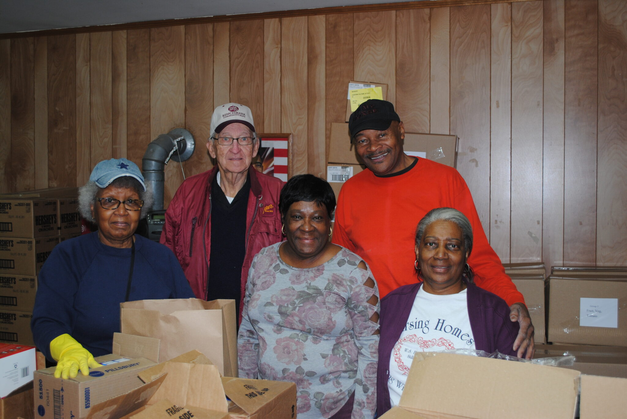Mecklenburg Senior Citizens Inc volunteers