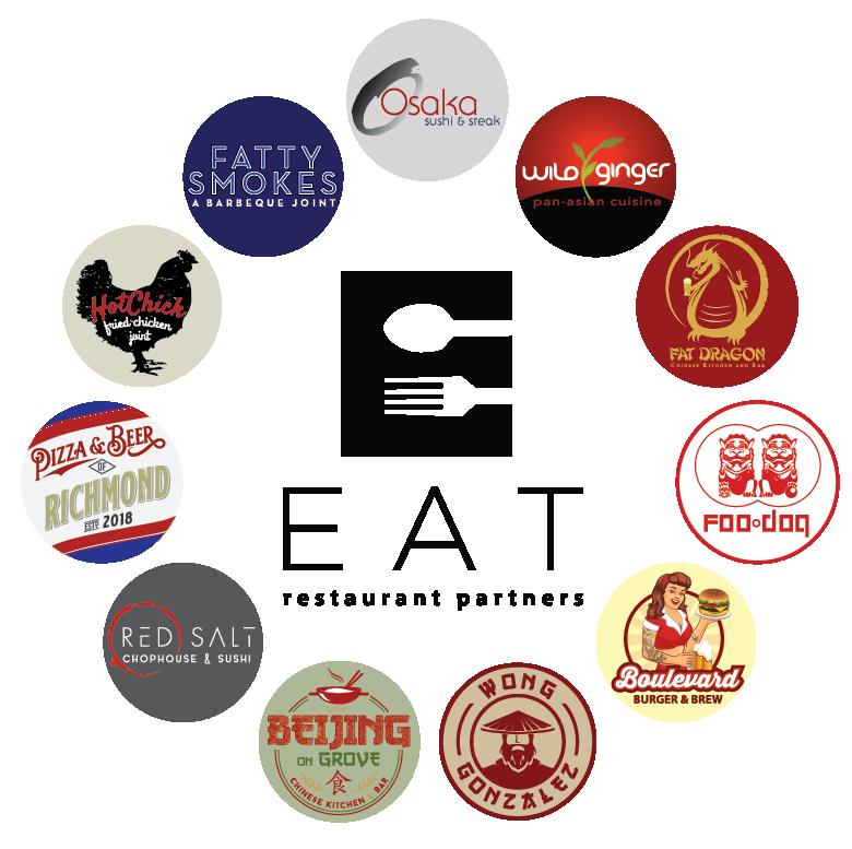 EAT Restaurant Partners logo