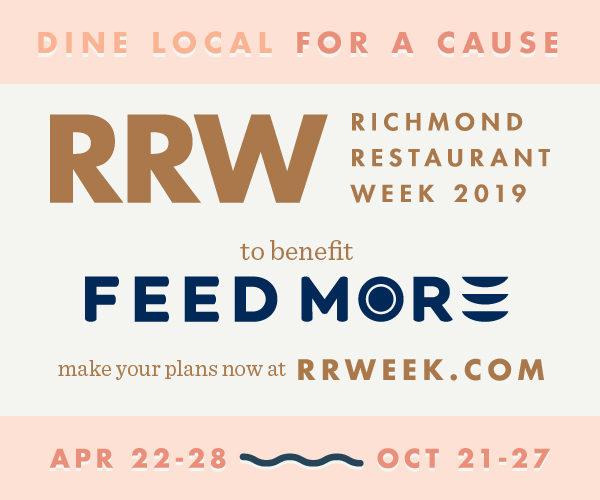 Richmond Restaurant Week 2019