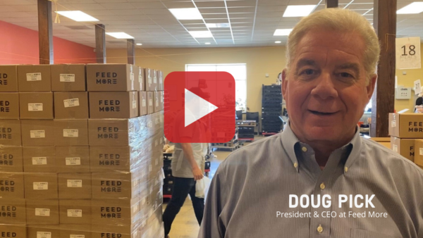 Feed More COVID-19 update President & CEO Doug Pick