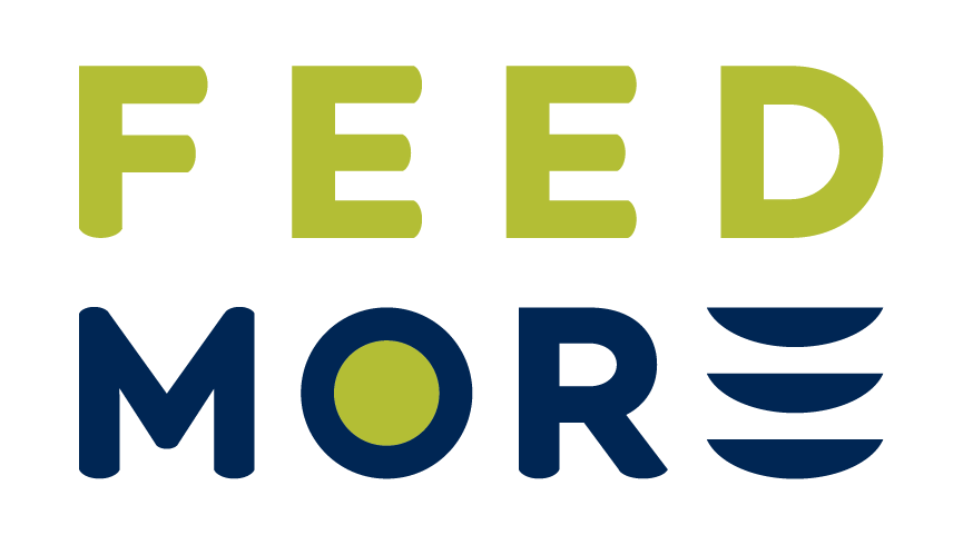Feed more's logo