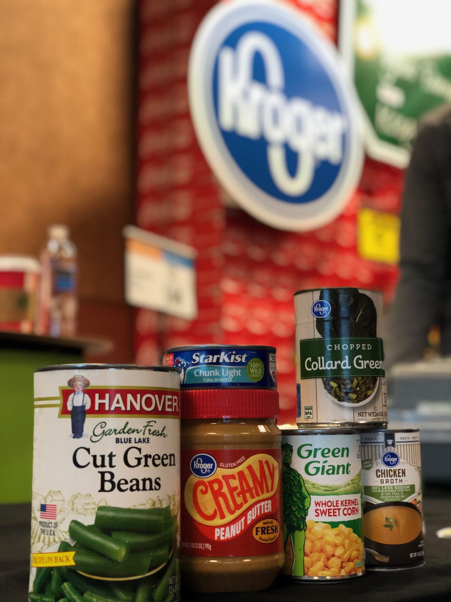 Kroger Feed Richmond donations