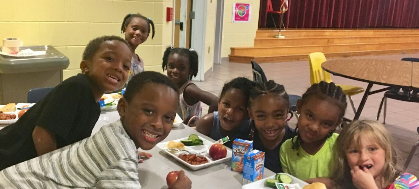 Feed More Summer Food Service Program site Charles City
