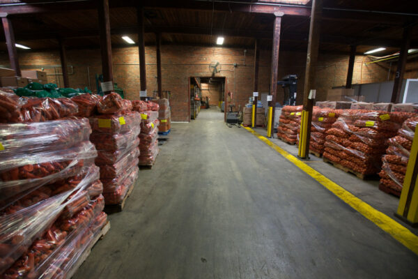 Feed More Food Bank Distribution Center