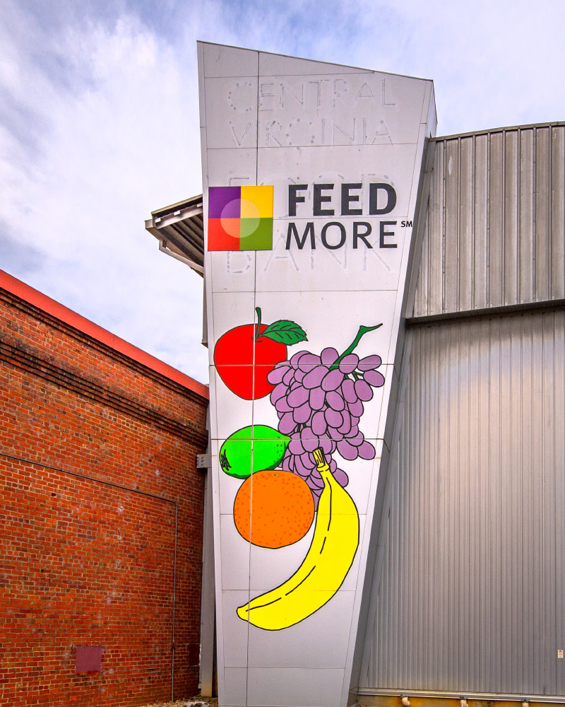 FeedMore sign