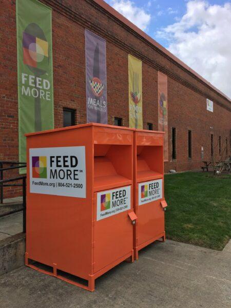 FeedMore donation bins