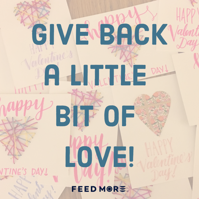 Give Back a Little Bit of Love