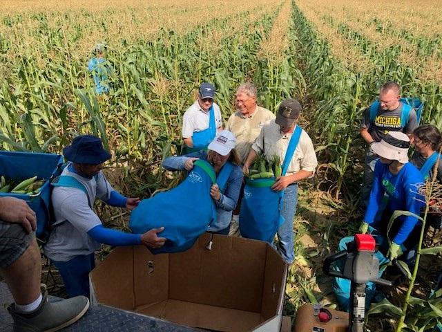 Feed More Agency Member Healthy Harvest Food Bank