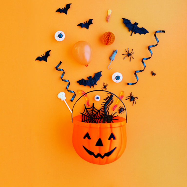 Halloween snacks for the family