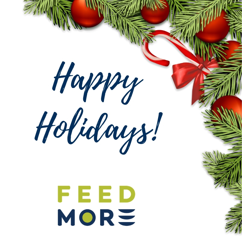 Happy Holidays from Feed More