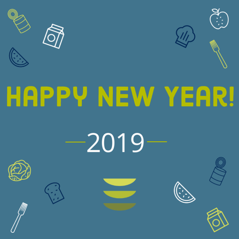 Happy New Year 2019 from Feed More