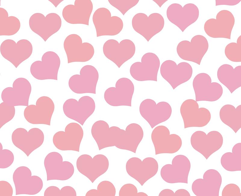 Heart backbround Valentines Day