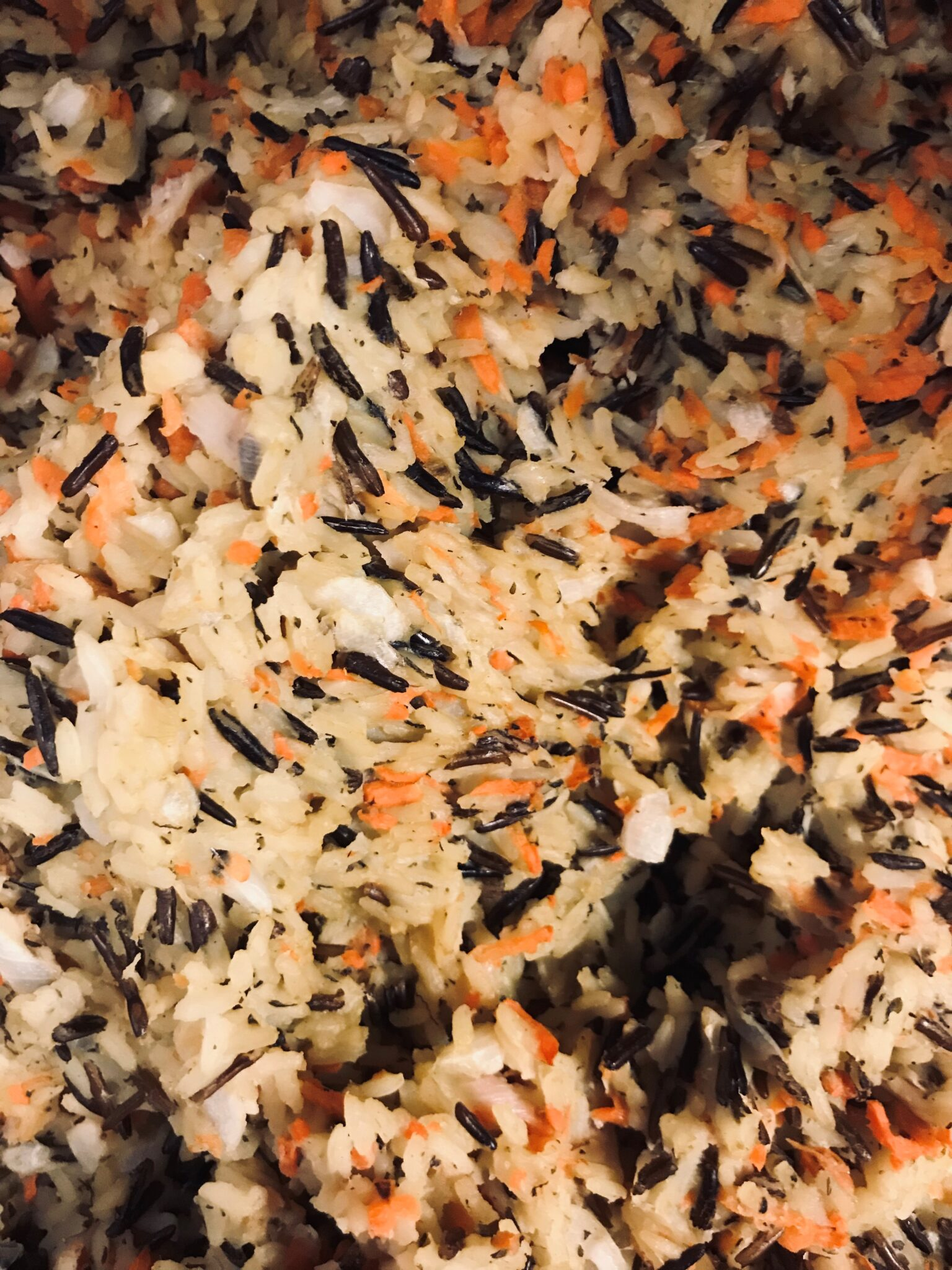 Harvest Rice Pilaf Feed More's Community Kitchen