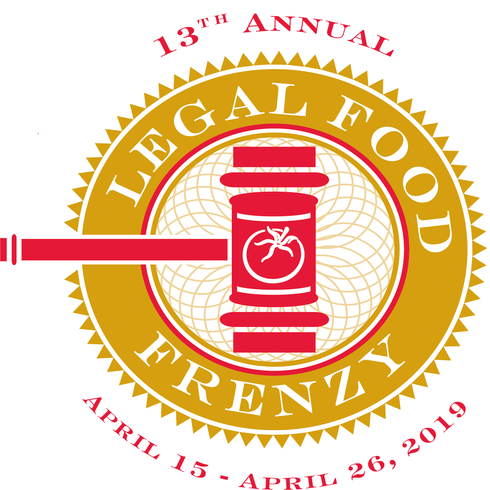 Legal Food Frenzy logo