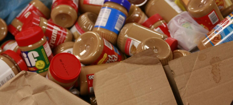 Peanut Butter food drive