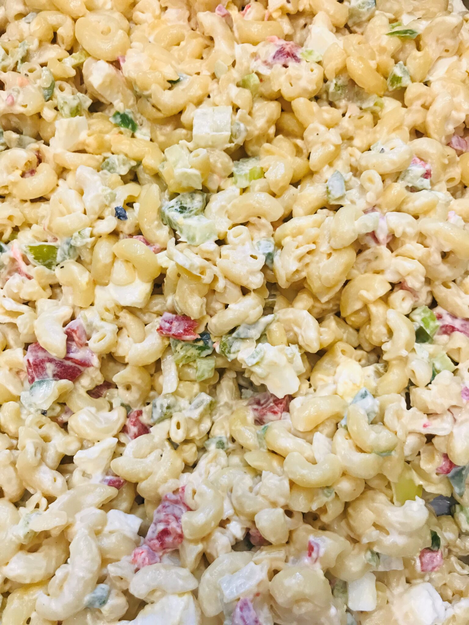 Macaroni Salad Feed More Community Kitchen
