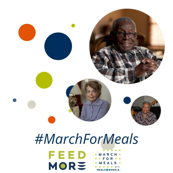 Feed More March for Meals 2019