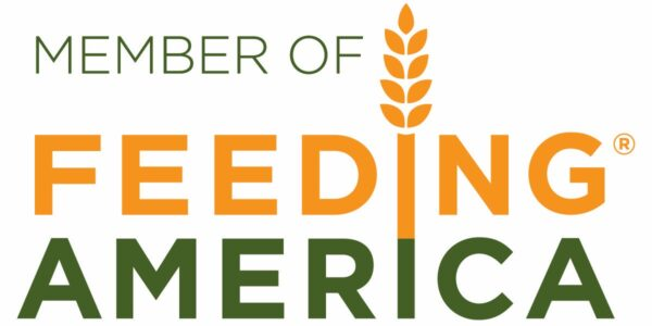 Member of Feeding America Logo four color