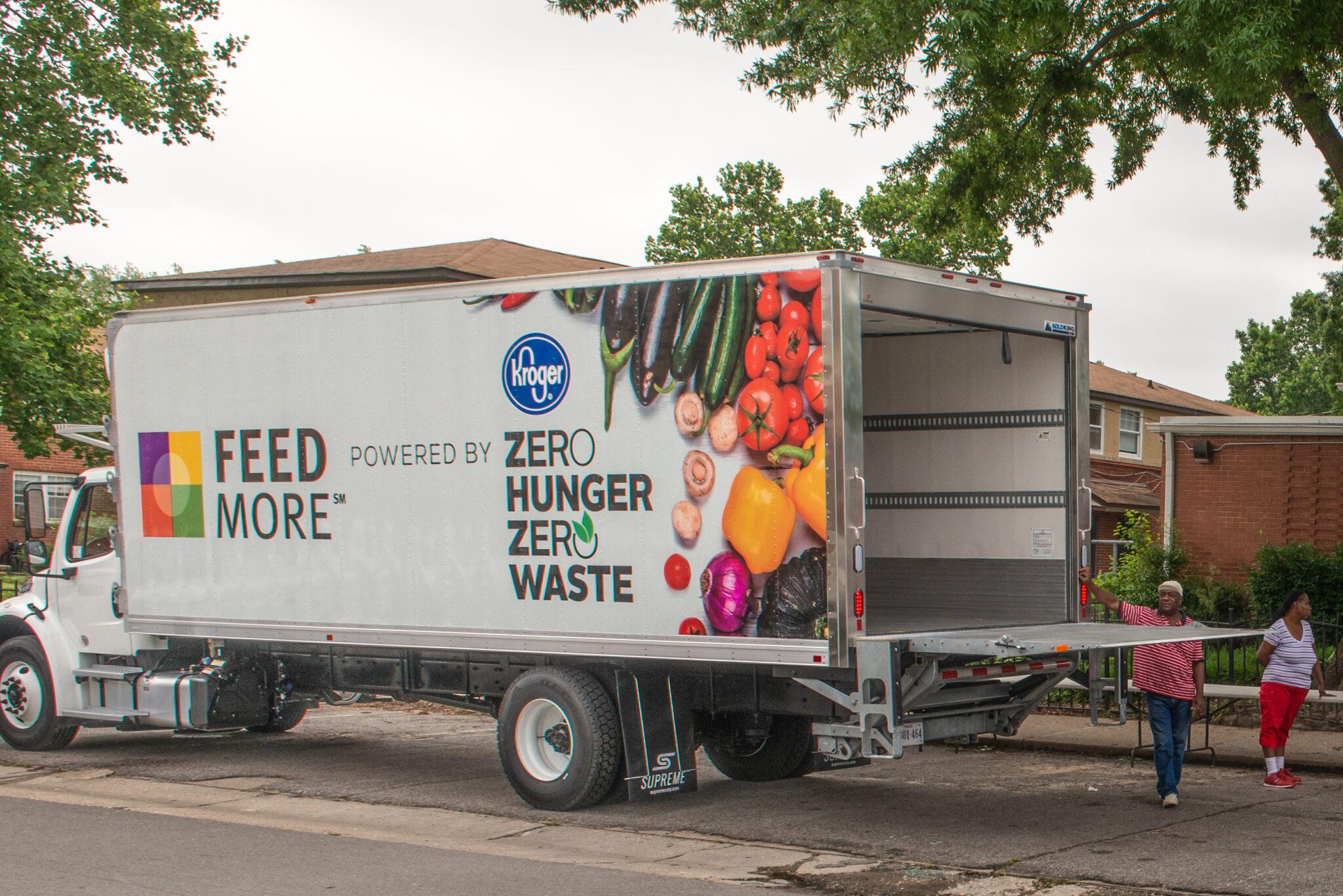 FeedMore truck