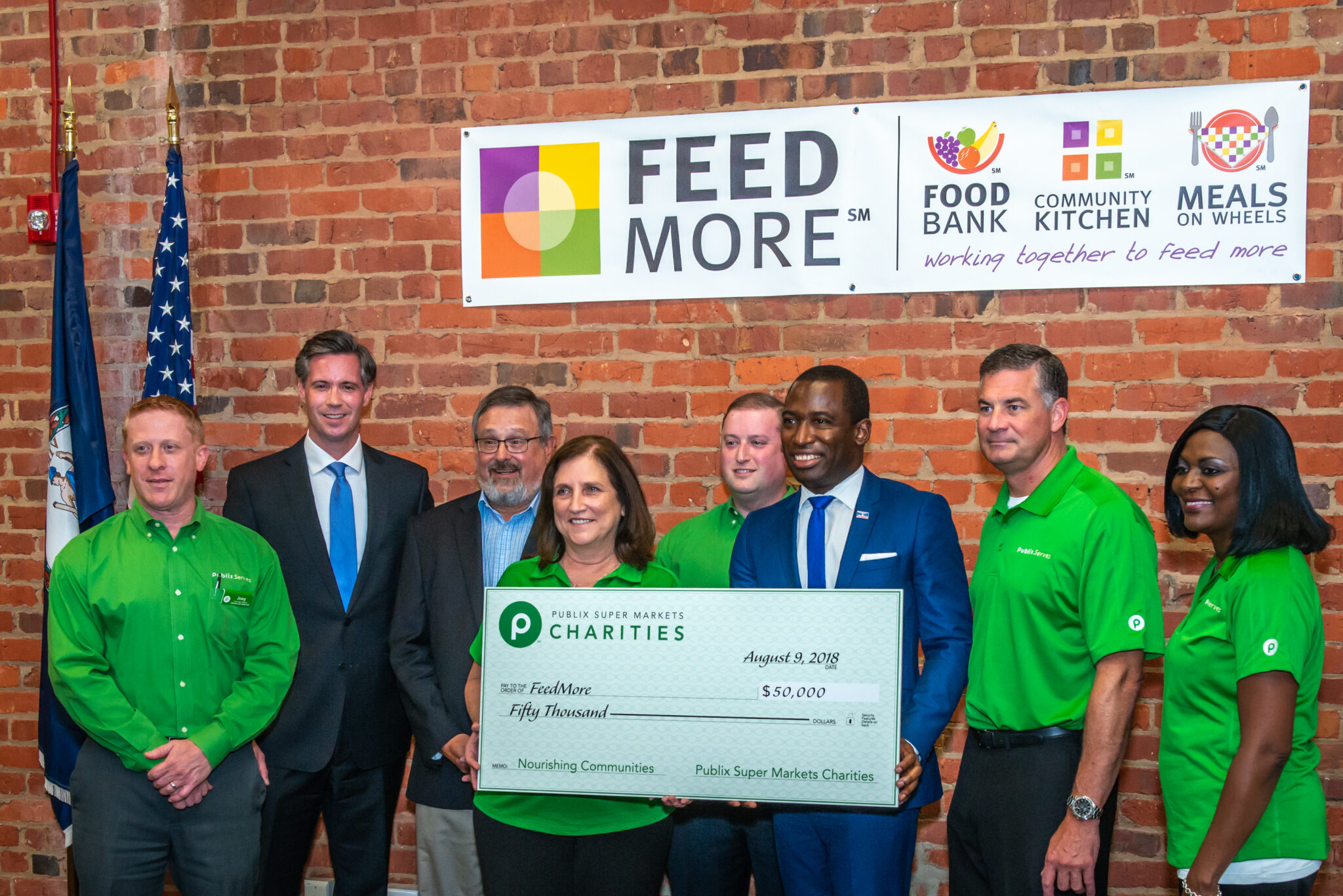 Publix Supermarket Charities Gives Back to Feed More