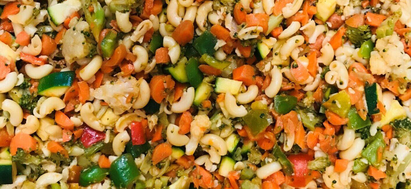 Pasta Salad Feed More Community Kitchen