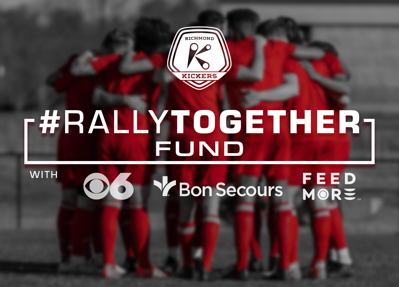 Richmond Kickers Rally Together graphic