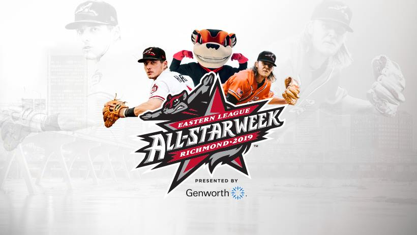 Richmond Flying Squirrels All-Star Week header