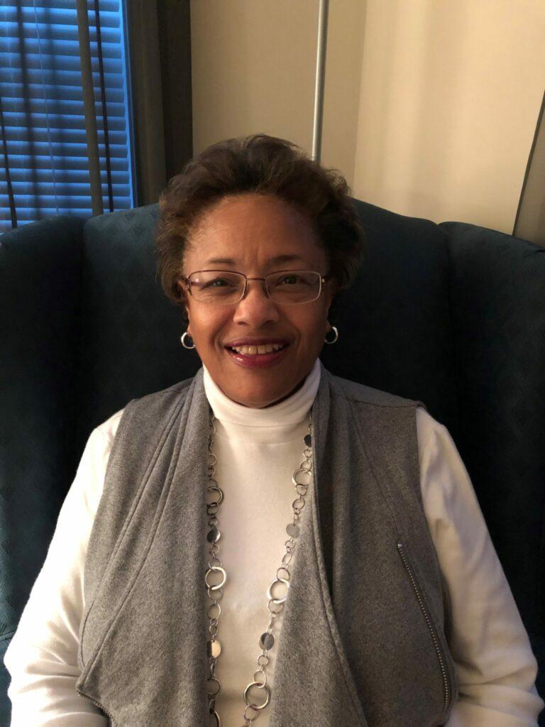 Sheila Grandison - Feed More volunteer
