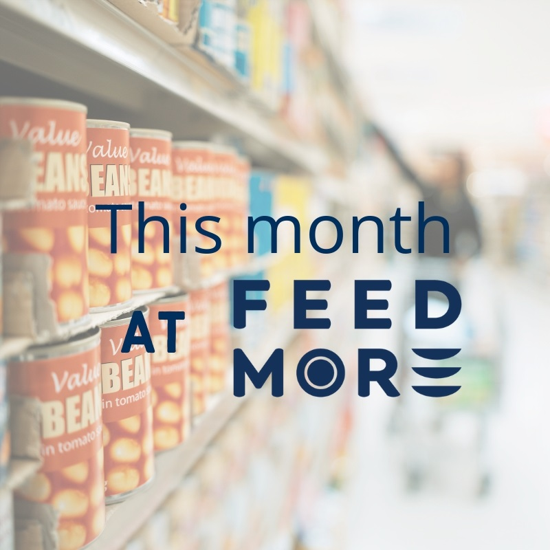 This Month at Feed More - June 2019