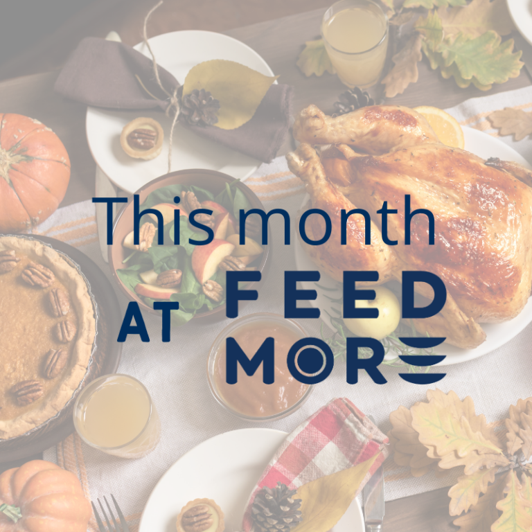 This Month at Feed More