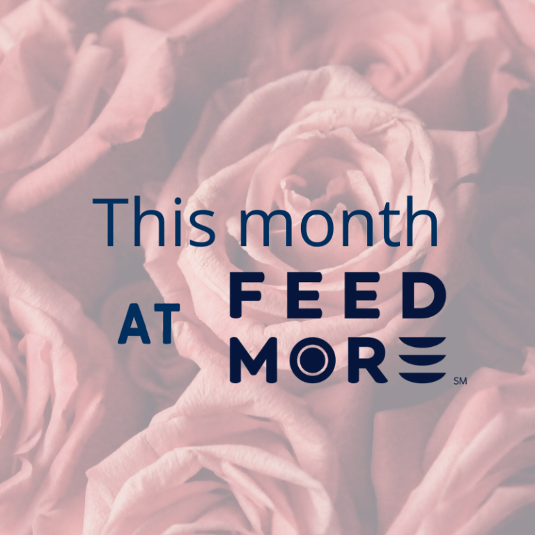 This Month at Feed More February 2020