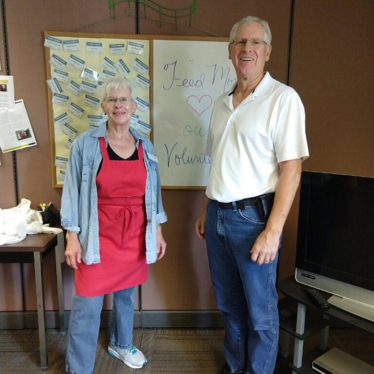 Volunteer Spotlight Barbara and Steve Astoria