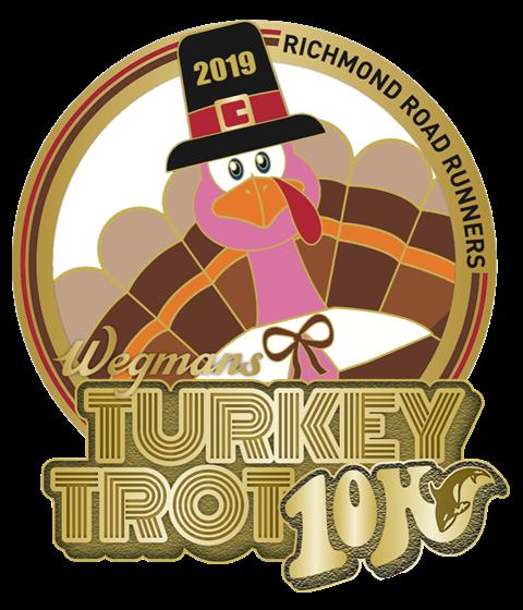 Wegmans Turkey Trot 10K logo