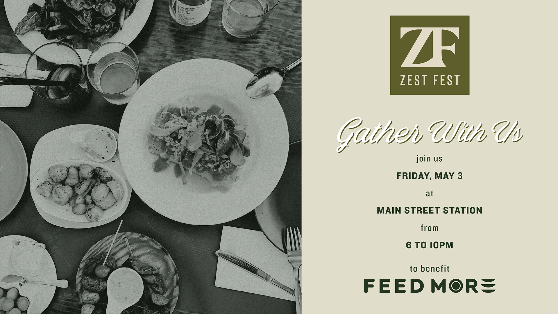 Feed More's Zest Fest 2019