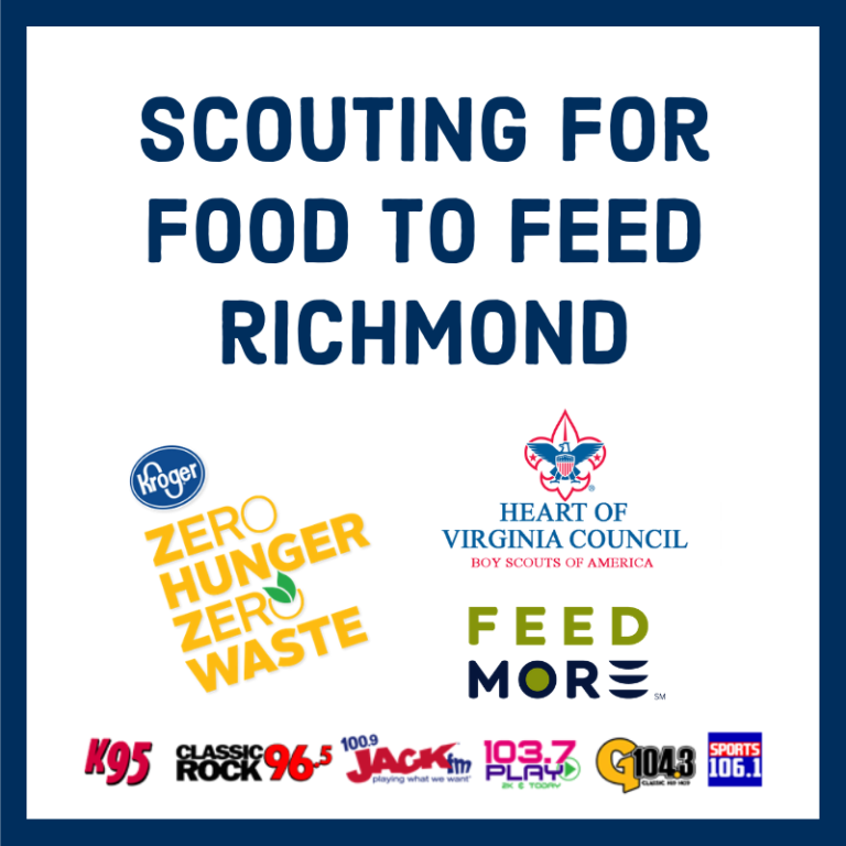 Scouting for Food to Feed Richmond 2019